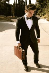 bolsa masculina executiva