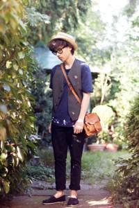 bolsa masculina tiracolo
