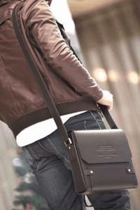 bolsa masculina tirarolo