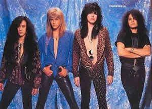 moda anos 80 rock