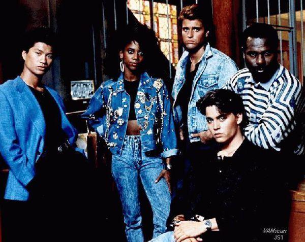 moda festa anos 80