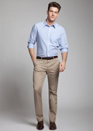 Resultado de imagem para look social masculino