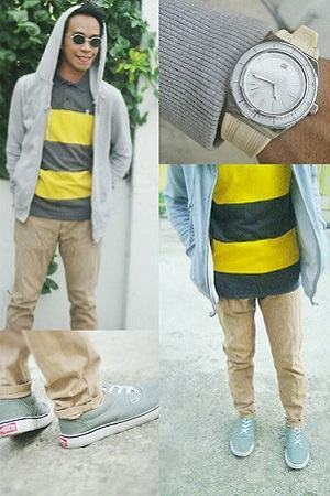 look camisa polo