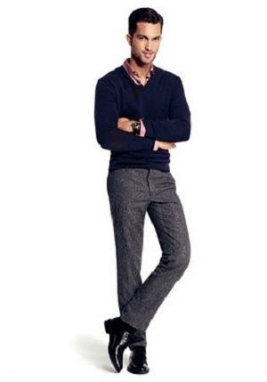 roupa social homem casual