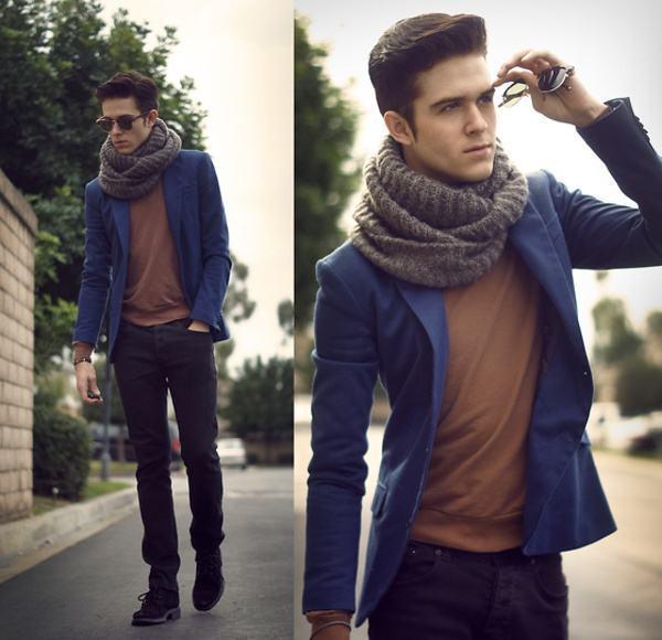 Como Usar Blazer E Jeans Bar Moda Masculina