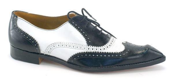tipo de sapato brogue