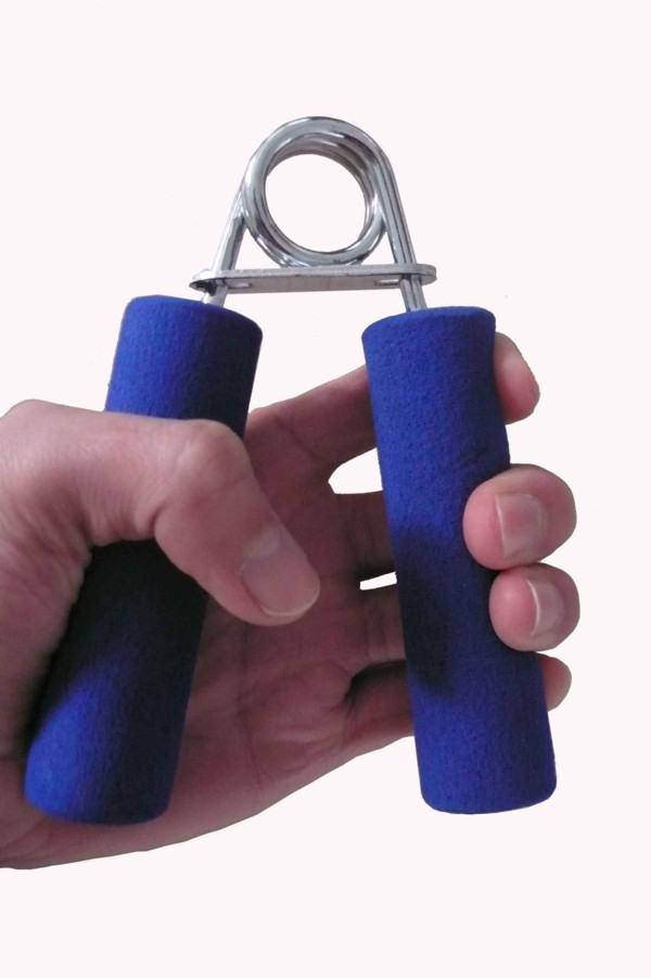 ganhar musculatura nas mãos