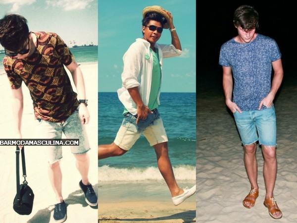 look praia masculino 3