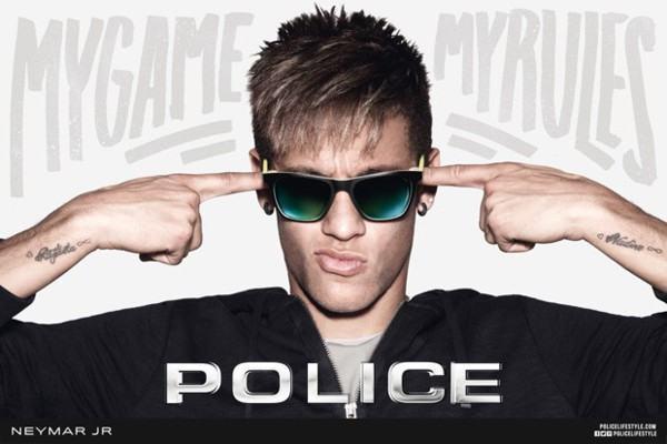 1ccccf9e24ae0 óculos de sol masculino police neymar