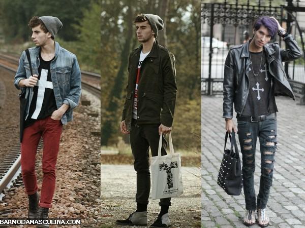 bolsas tote masculinas