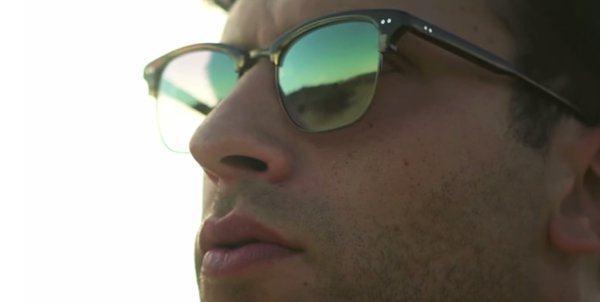 ca7756a50eaf2 Óculos espelhados masculinos na moda