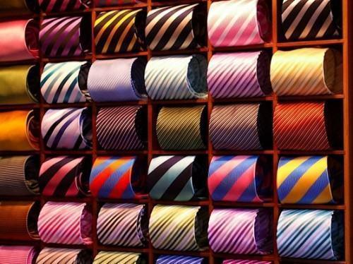 como guardar gravata