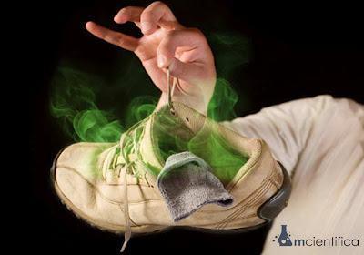 tirar chule do sapato