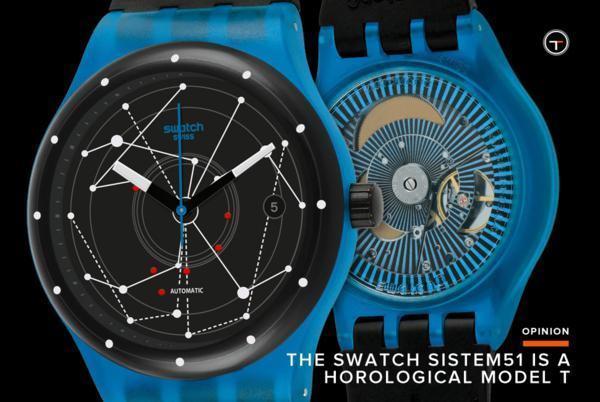 97afe72c859 Onde comprar os relógios da Swatch