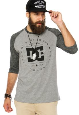 camiseta 3:4 dc shoes