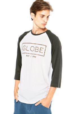 camiseta raglan globe 3:4