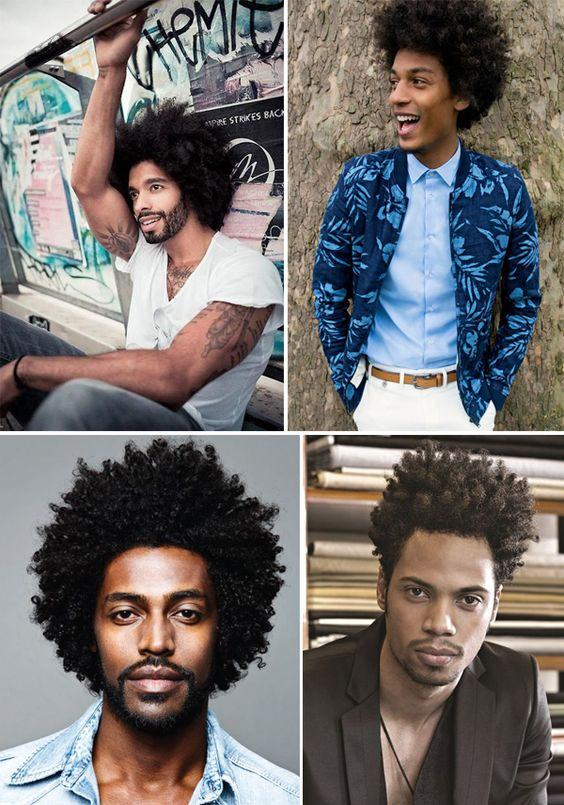 cabelo afro fotos