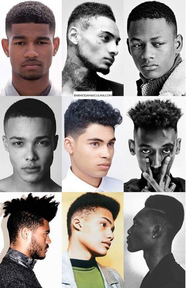male hair style cabelo afro masculino dicas e penteados bar moda masculina 1796 | cabelo afro masculino cortes